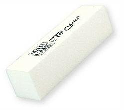 Fragrances, Perfumes, Cosmetics Nail Buffer, 70143, white - Top Choice