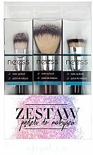 Fragrances, Perfumes, Cosmetics Makeup Brush Set - Neess