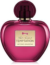 Fragrances, Perfumes, Cosmetics Antonio Banderas Her Secret Temptation - Eau de Toilette