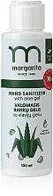 Fragrances, Perfumes, Cosmetics Aloe Gel Hand Sanitizer - Margarita Cleansing Hand Gel With Aloe Gel