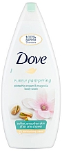 Fragrances, Perfumes, Cosmetics Shower Gel - Dove Purely Pampering Pistachio Cream & Magnolia Shower Gel