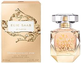 Fragrances, Perfumes, Cosmetics Elie Saab Le Parfum Edition Feuilles d'Or - Eau de Parfum