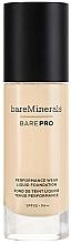 Fragrances, Perfumes, Cosmetics Face Foundation - Bare Escentuals Bare Minerals Barepro 24-Hour Full Coverage Liquid Foundation Spf20