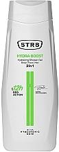 Fragrances, Perfumes, Cosmetics Shower Gel 3 in 1 - STR8 Hydra Boost Hydrating Shower Gel 3 in 1