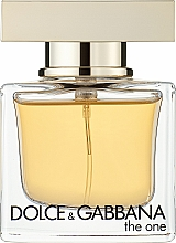 Fragrances, Perfumes, Cosmetics Dolce & Gabbana The One - Eau de Toilette