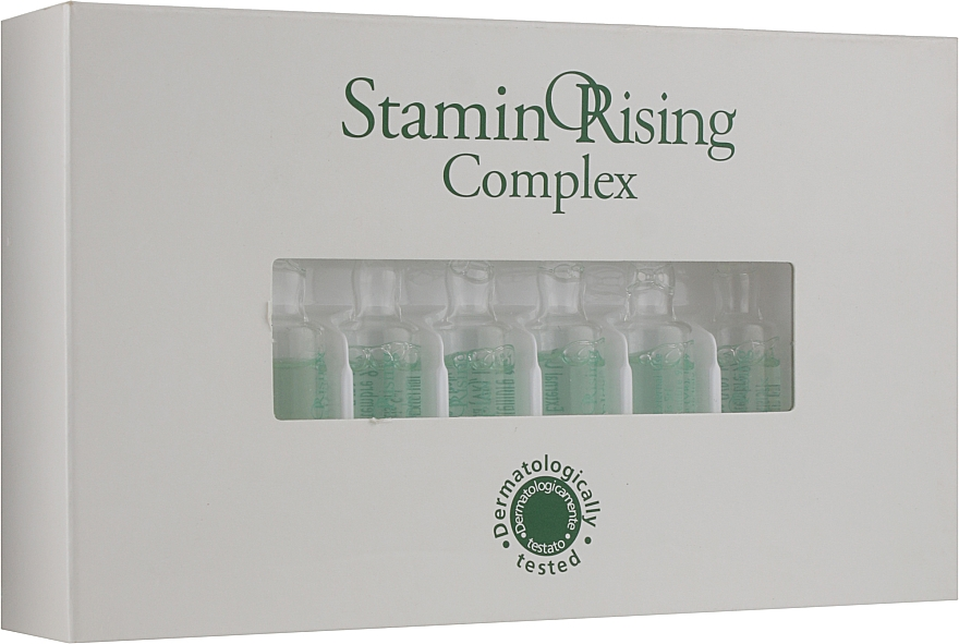 Anti Hair Loss Phyto-Essential Lotion in Ampoules - Orising StaminORising Complex — photo N1
