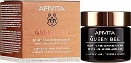 Fragrances, Perfumes, Cosmetics Age Defence Cream Light Texture - Apivita Queen Bee Holistic Age Defence Cream Light Texture