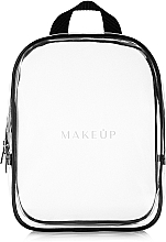 """Fragrances, Perfumes, Cosmetics Shower Cosmetic Bag, black """"Beauty Bag"""" (without filling) - MakeUp"""