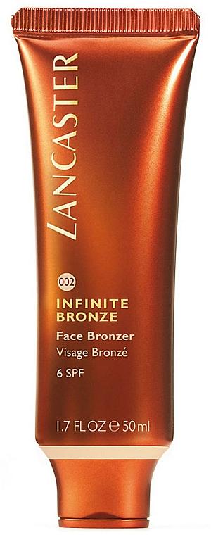 Face Bronzer - Lancaster Infinite Bronze Face Bronzer SPF6