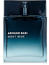 Fragrances, Perfumes, Cosmetics Armand Basi Night Blue - Eau de Toilette