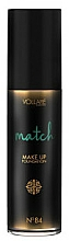 Fragrances, Perfumes, Cosmetics Foundation - Vollare Match Make-up Foundation