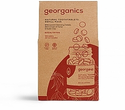 """Fragrances, Perfumes, Cosmetics Tooth Cleansing Tablets """"Eucalyptus"""" - Georganics Natural Toothtablets Eucalyptus (refill)"""