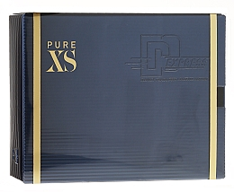 Fragrances, Perfumes, Cosmetics Paco Rabanne Pure XS - Set (edt/100ml + edt/mini/10ml + sh/gel/100ml)