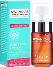 Fragrances, Perfumes, Cosmetics Anti-Aging Serum for Face - Arganicare Anti-Aging Serum