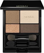 Fragrances, Perfumes, Cosmetics Eyeshadow Palette - Kanebo Sensai Eye Color Palette