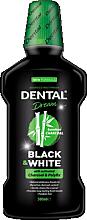 Fragrances, Perfumes, Cosmetics Mouthwash - Dental Dream Black & White