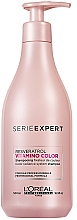 Fragrances, Perfumes, Cosmetics Colored Hair Shampoo - L'Oreal Professionnel Serie Expert Vitamino Color Resveratrol Shampoo