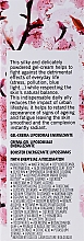 Face Gel Cream - Academie Time Active Cherry Blossom Liposomes Energy Booster — photo N3