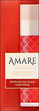 Fragrances, Perfumes, Cosmetics Body Perfume Stick - Pharma CF Amare Secret