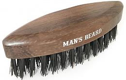 Fragrances, Perfumes, Cosmetics Wooden Beard Brush - Man'S Beard Travel Beard Brush Without Wooden Handle