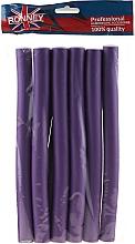 Fragrances, Perfumes, Cosmetics Curlers 20/240 mm, purple - Ronney