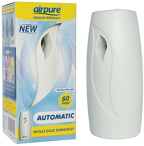 Automatic Air Freshener - Airpure Automatic Air Freshener Machine 60 Day Freshness — photo N2