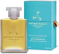 Fragrances, Perfumes, Cosmetics Evening Bath & Shower Oil - Aromatherapy Associates Revive Evening Bath & Shower Oil