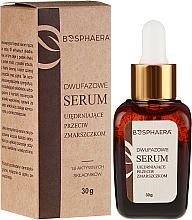Fragrances, Perfumes, Cosmetics Two-Phase Strengthening Anti-Wrinkle Serum - Bosphaera