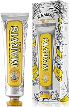 Fragrances, Perfumes, Cosmetics Refreshing Toothpaste - Marvis Rambas Limited Edition Toothpaste