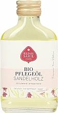 "Fragrances, Perfumes, Cosmetics Organic Oil ""Sandalwood"" - Eliah Sahil Organic Oil Body & Hair Sandalwood"