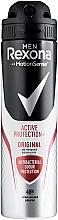 "Fragrances, Perfumes, Cosmetics Deodorant-Spray ""Antibacterial Effect"" - Rexona Men MotionSense Active Shield Anti-Perspirant"