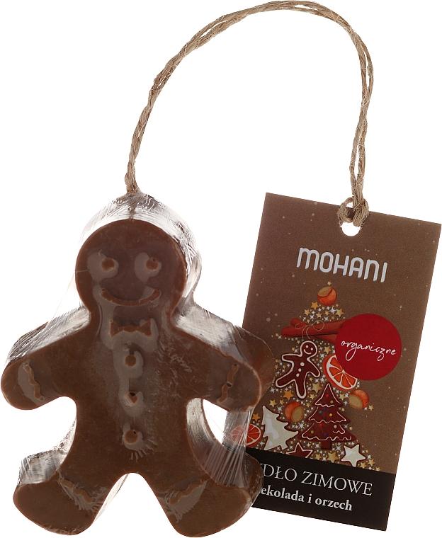 "Winter Soap ""Chocolate & Nut"" - Mohani"