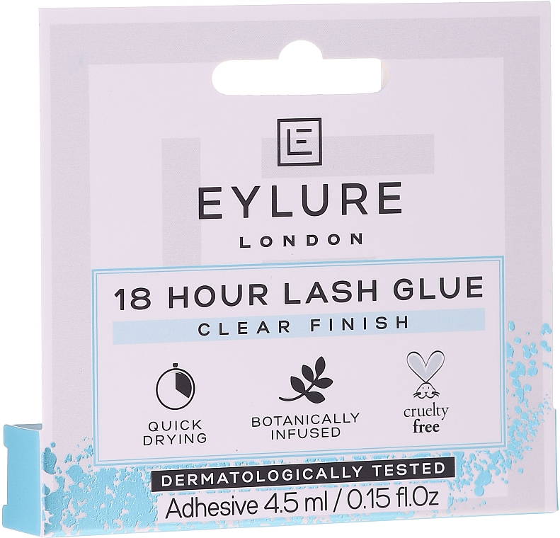 Eyelash Adhesive - Eylure 18 Hour Lash Glue Clear Finish