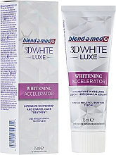 Fragrances, Perfumes, Cosmetics Whitening Accelerator - Blend-a-med 3D White Luxe Whitening Accelerator