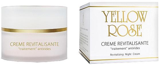 Revitalizing Night Cream - Yellow Rose Cellular Revitalizing Cream