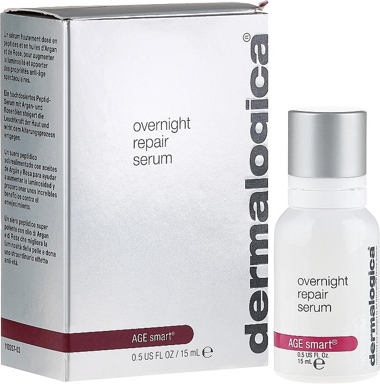 Night Repair Facial Serum - Dermalogica Age Smart Overnight Repair Serum