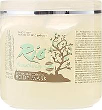 """Fragrances, Perfumes, Cosmetics Body Mask """"Rio"""" - Sezmar Collection Professional Rio Aromatherapy Body Mask"""