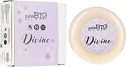 Fragrances, Perfumes, Cosmetics Organic Soap - PuroBio Home Organic Divine
