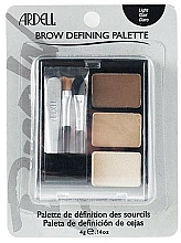 Fragrances, Perfumes, Cosmetics Brow Kit - Ardell Brow Defining Palette