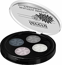 Fragrances, Perfumes, Cosmetics Eyeshadow - Lavera Beautiful Mineral Eyeshadow Quattro