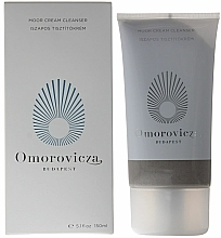Fragrances, Perfumes, Cosmetics Cleansing Face Cream - Omorovicza Moor Cream Cleanser