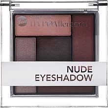 Fragrances, Perfumes, Cosmetics Hypoallergenic Satin-Cream Eyeshadow - Bell Hypoallergenic Nude Eyeshadow