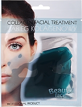 Fragrances, Perfumes, Cosmetics Collagen Treatment Marine Microelements Mask - Beauty Face Collagen Hydrogel Mask