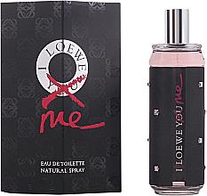 Fragrances, Perfumes, Cosmetics Loewe I Loewe Me - Eau de Toilette