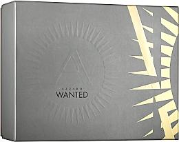 Fragrances, Perfumes, Cosmetics Azzaro Wanted - Set (edt/50ml + deo/75ml)