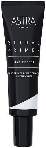 Mattifying Primer - Astra Make-Up Ritual Primer Mat Effect — photo N1