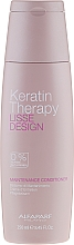 Fragrances, Perfumes, Cosmetics Keratin Conditioner - Alfaparf Lisse Design Keratin Therapy Maintenance Conditioner