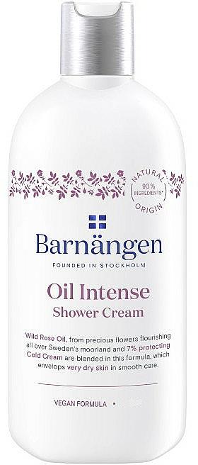 Shower Gel - Barnangen Oil Intense Shower Cream