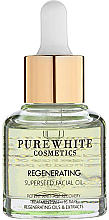 Fragrances, Perfumes, Cosmetics Face Oil - Pure White Cosmetics Regenerating Superseed Facial Oil