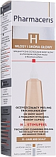 Fragrances, Perfumes, Cosmetics Scalp Scrub - Pharmaceris H-Stimupeel Trichology Cleansing Peel